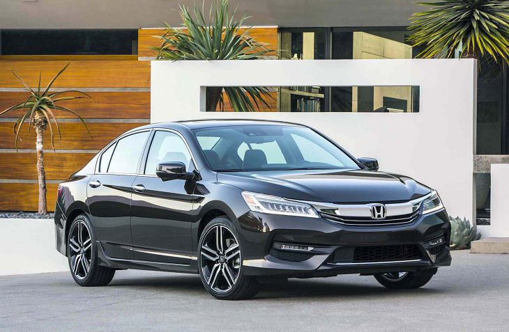 2019 Honda Accord Colors Mpg Pictures