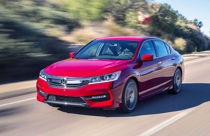 2019 Honda Accord Reveal Images Review