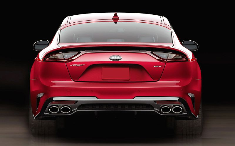 2019 Kia Stinger Gt Review Release Date Specs