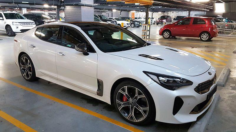 2019 Kia Stinger Price Specs Gt