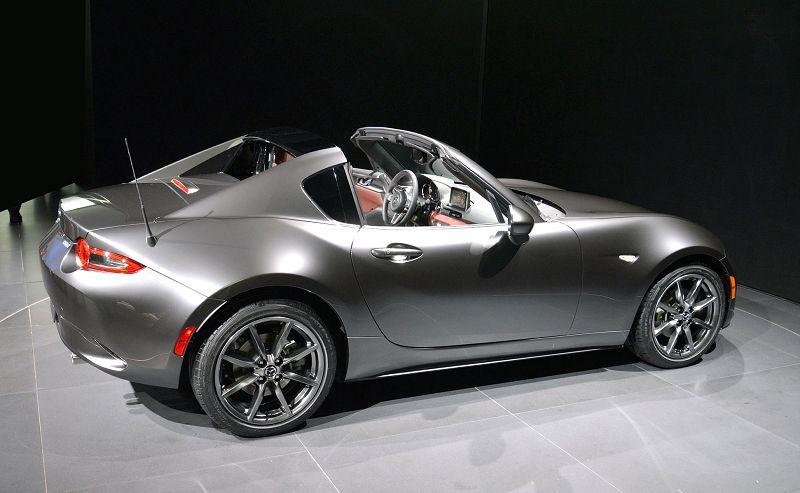 2019 Mazda Miata Front Bumper Grand Touring Gas Mileage