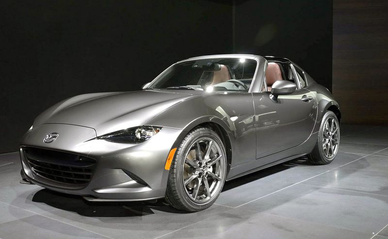 2019 Mazda Miata Generations Headlights Horsepower