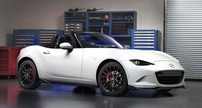 2019 Mazda Miata Soft Top Kit Car Safety Ratings