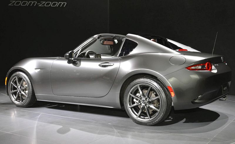 2019 Mazda Miata Supercharger History Hardtop For Sale
