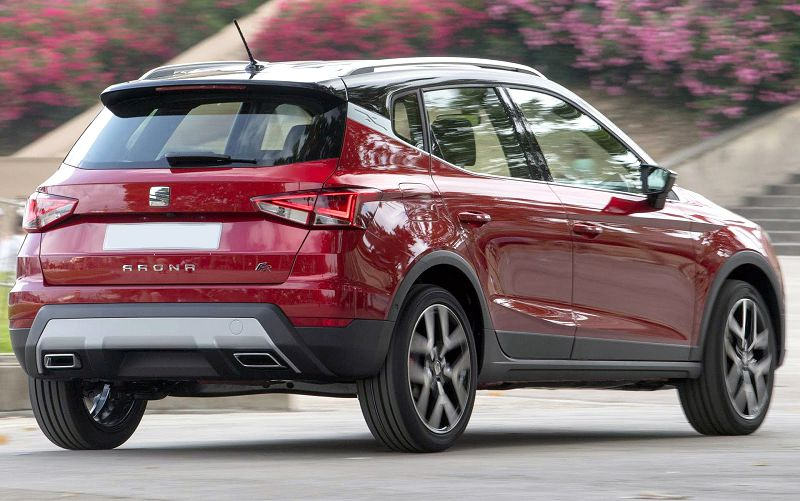 2019 Seat Arona Wikipedia Weight Konfigurator