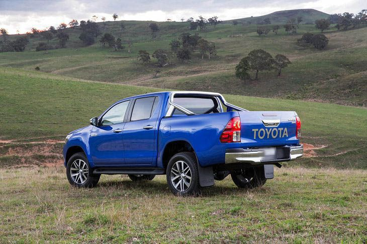 2019 Toyota Hilux Price Wheels Usa Price