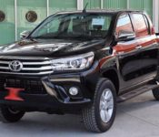 2019 Toyota Hilux Towbar Rims Trd 2015