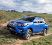 2019 Toyota Hilux Uk Ford Ranger Vs Tyre Size
