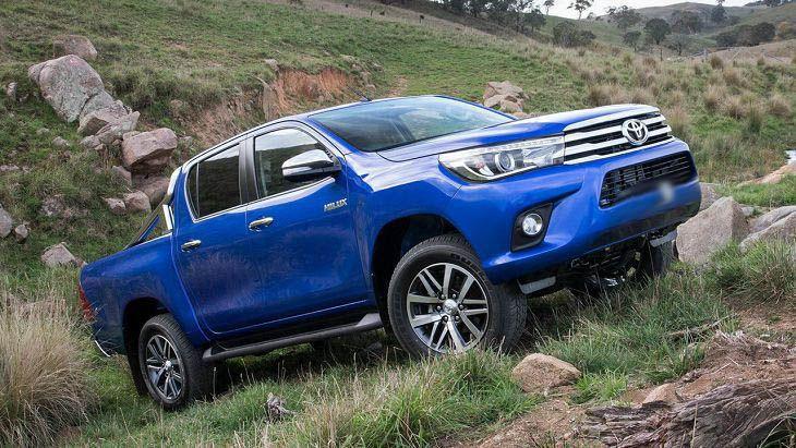 2019 Toyota Hilux Vigo For Sale Guatemala