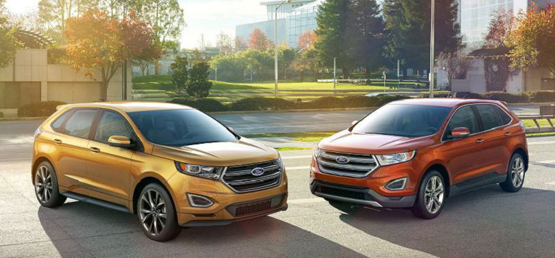 Ford Edge Towing Capacity >> 2020 Ford Edge Models Towing Capacity Titanium Colors