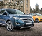 2020 Ford Edge Transmission Titanium Price Review
