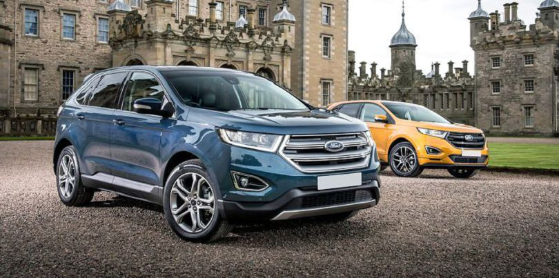 2020 Ford Edge Transmission Titanium Price Review