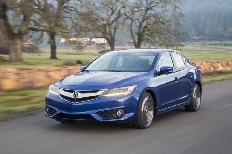 2019 Acura Ilx Hatchback Images Lease Deals