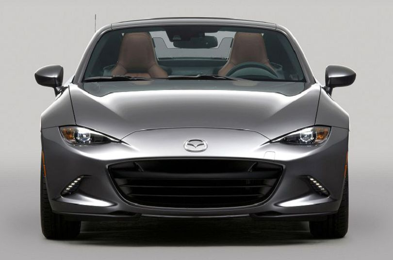 2019 Mazda Mx 5 Rf Nd New Nappa Leather