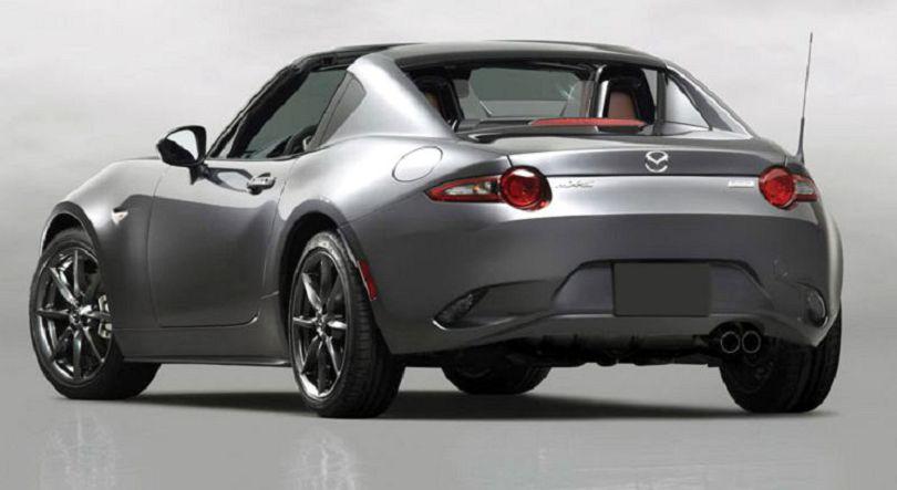 2019 Mazda Mx 5 Rf Performance Pictures Price Uk