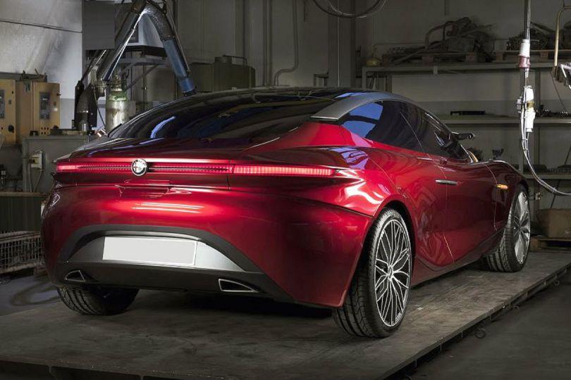 2020 Alfa Romeo Alfetta Usata Turbodelta Tuning ...