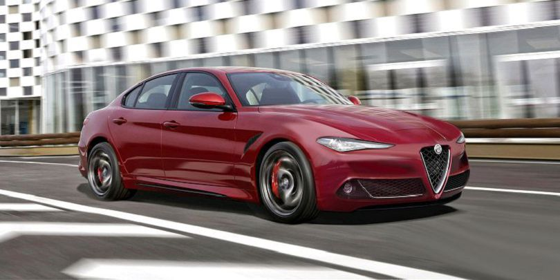 2020 Alfa Romeo Alfetta Gtv6 Berlina Parts
