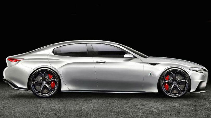 2020 Alfa Romeo Alfetta Usata Turbodelta Tuning