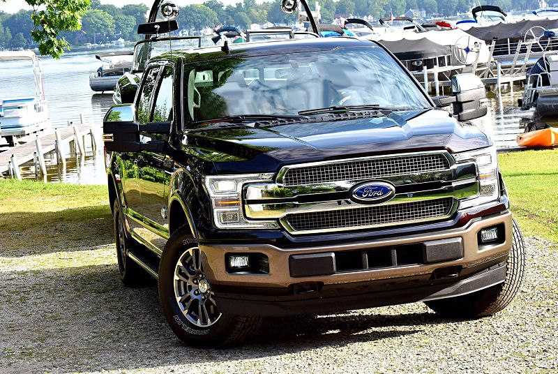 2017 Ford F 150 Brochure For Sale Platinum 2016 King Ranch