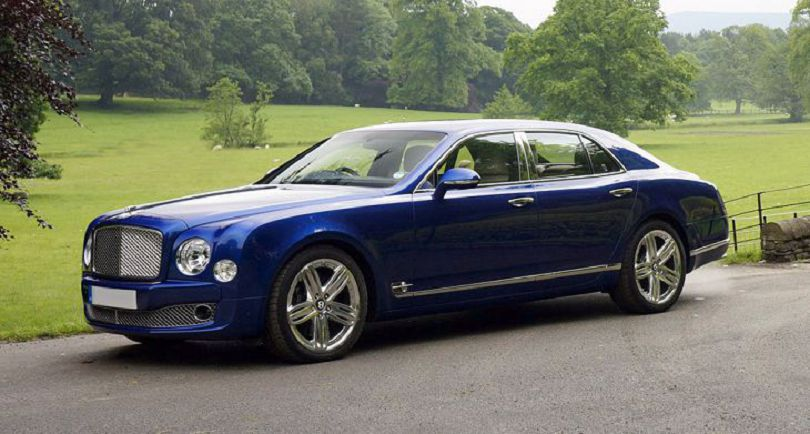 2019 Bentley Mulsanne Specs Speed Review S