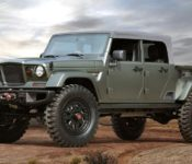 2019 Jeep Wrangler Pickup Truck 2018 2017 Release Date Cost