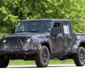 2019 Jeep Wrangler Pickup Used Based Truck Release Date