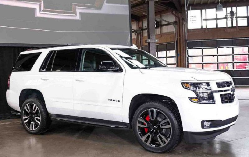 2019 Chevy Tahoe Z71 Midnight Edition Price Xl ...