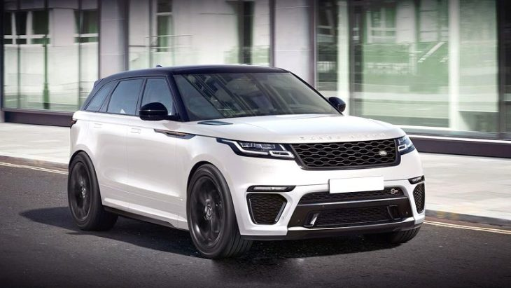 2019 Range Rover Svr Model Price