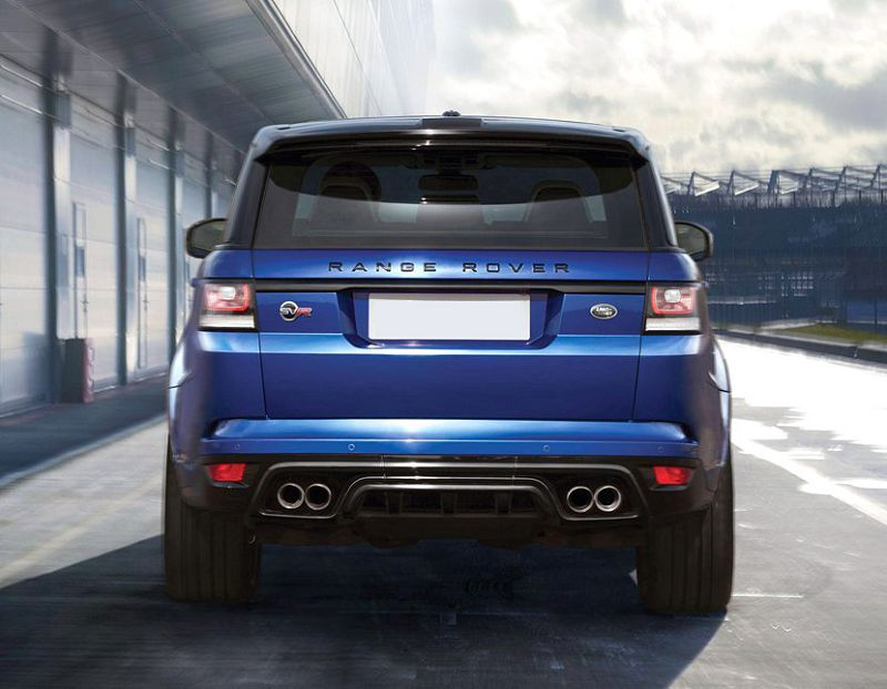 2019 Range Rover Svr Performance Price Uk Overfinch