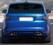 2019 Range Rover Svr Red Quarter Mile Review