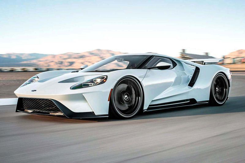 New Ford Gt Price 2017 Mustang Engine