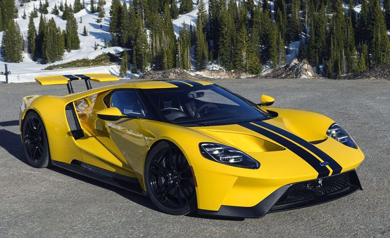 New Ford Gt Price Le Mans 2017 Nurburgring Model