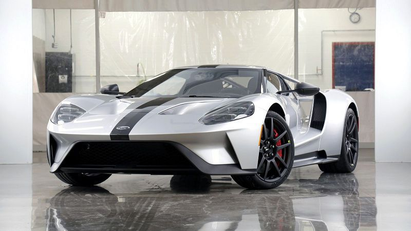 New Ford Gt Price Pics Production Application