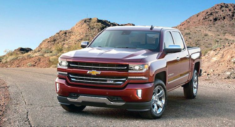 2019 Chevrolet Trail Boss Package For Sale Edition For Sale