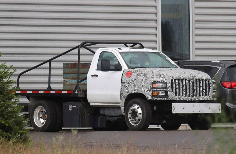 2019 Chevy 4500 Work Truck Ambulance Duramax