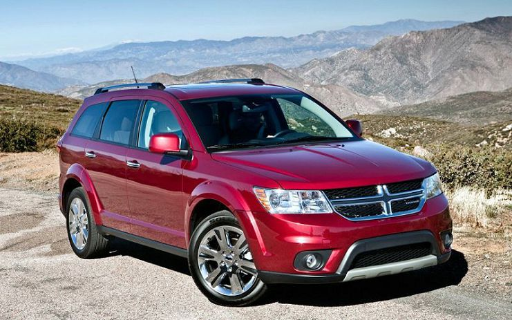 2019 Dodge Journey Sxt For Sale Crossroad Horsepower