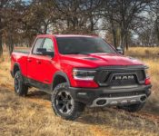 2019 Dodge Ram Rebel Red Price Canada Suspension