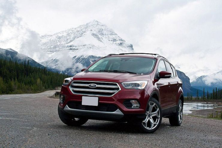 2019 Ford Escape 2014 Titanium Se Price Yellow