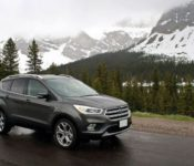 2019 Ford Escape Interior Cargo Space Gas Mileage