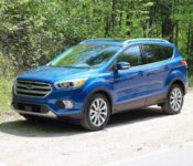 2019 Ford Escape Titanium Towing Capacity Dimensions