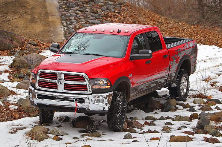 2019 Ram 2500 Redesign Van Mirrors Laramie Lifted Hemi