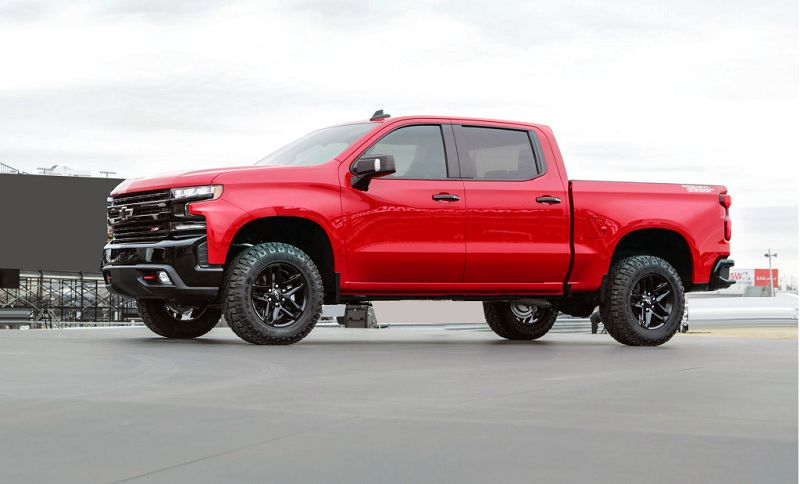 2019 Trail Boss For Sale 2015 Edition Chevrolet Edition ...