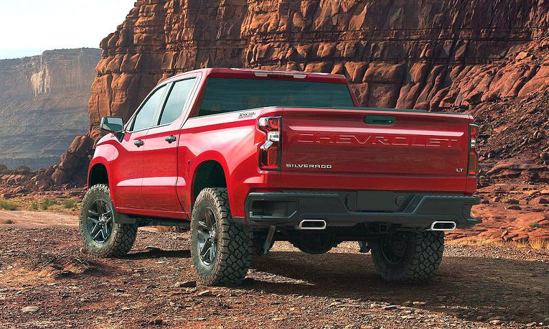 2019 Trail Boss Accessories Edition Diesel For Sale