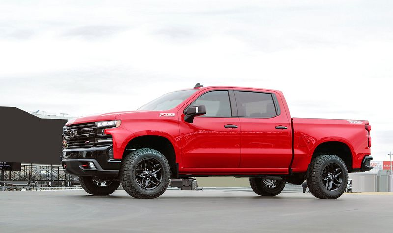 2019 Trail Boss Package Price 2015 For Sale