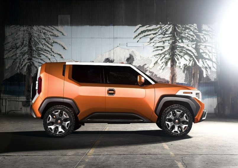 2019 Toyota Ft 4x Interior Specs Suv Price