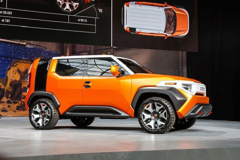 2019 Toyota Ft 4x Production Date Review