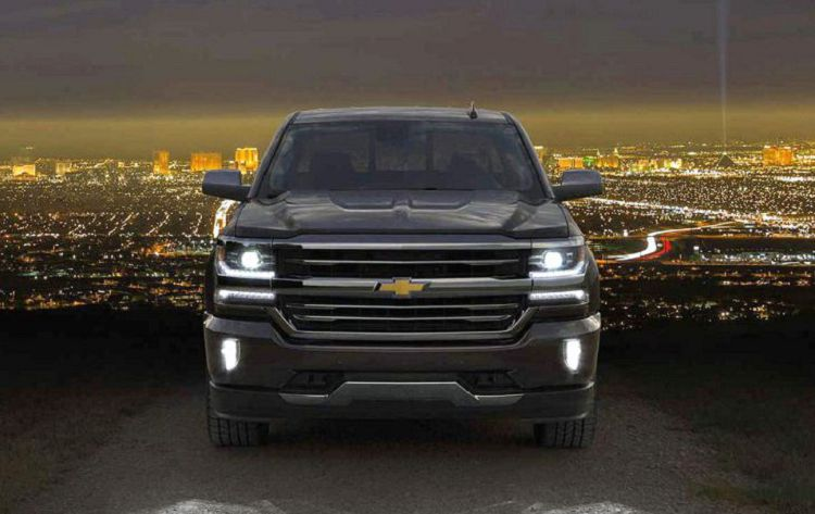 2019 Chevrolet Trail Boss Edition Accessories Diesel For ...