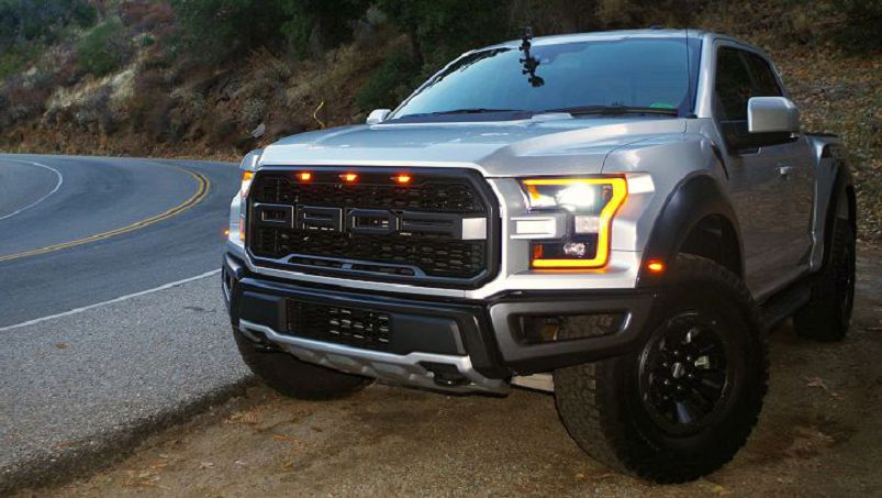 2019 Ford Raptor Rental New Price Orange