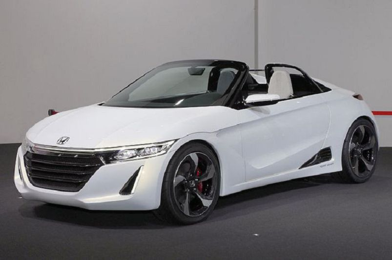 2019 Honda S2000 Hardtop New Price Transmission