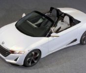 2019 Honda S2000 Supercharger Successor Seats
